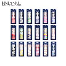 NAIL'S NAIL Gel Pedi Strip 1ea [2018 Summer Limited]